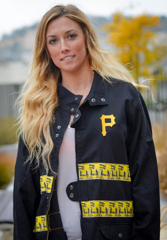 Doc Ellis Pirates Jacket
