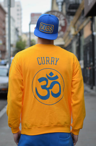 Curry Om Sweatshirt