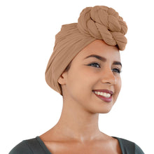 "Load image into Gallery viewer, Extra Long 70"" Lightweight Breathable Head Wraps"