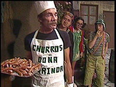 Churros de Don Ramon