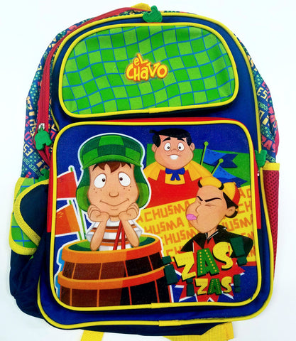 Backpack Chavo en Barril