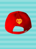Gorra 3-panel color Chapulin Colorado (Adult)