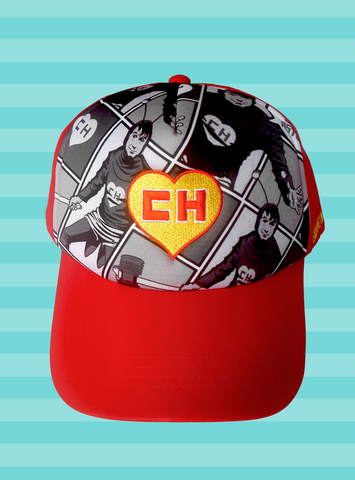 Gorra Chapulin Sublimated Comic Cap (Adult)