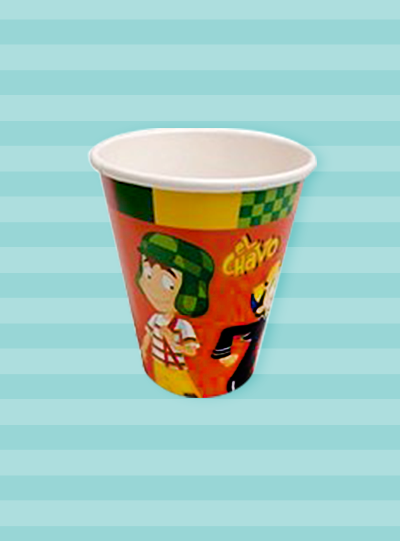 El Chavo Party Cups