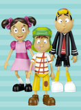 El Chavo Collectible Figures - Quico