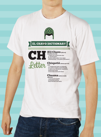 CH Dictionary T-Shirt