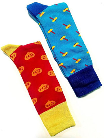 Chapulin Colorado socks package