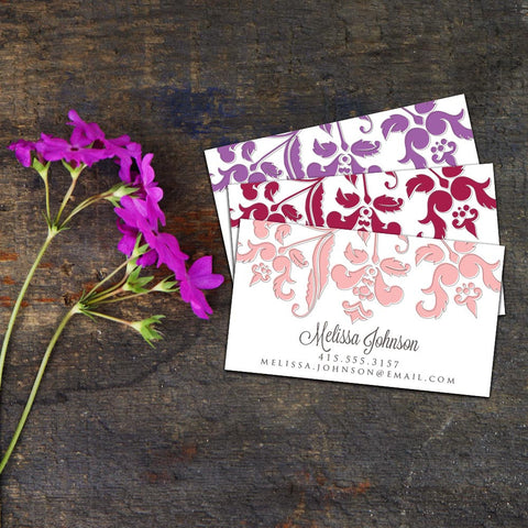 Calling Cards - Pink Lily Press