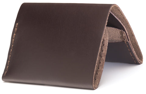 No. 4 Wallet in Brown