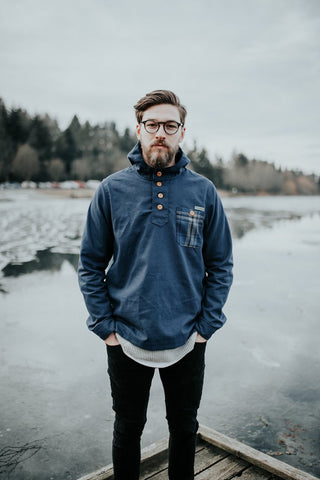 Fairwear Longport Pullover (Navy)