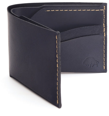 No. 6 Wallet in Navy