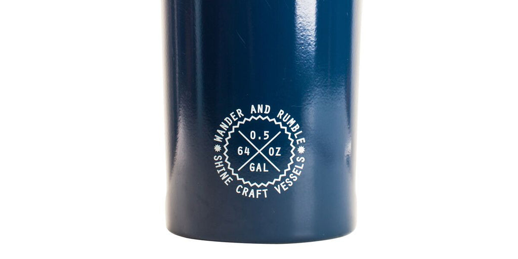 Wander & Rumble - Post Office Blue (64 oz.)