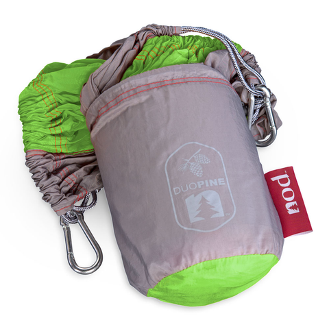 nod DUOPINE Hammock (conifer GREEN)