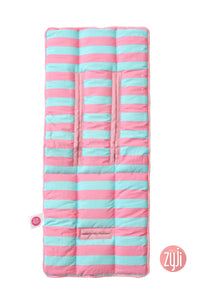 Stripes Pink & Blue