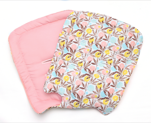 Fruit Bloom Stroller Pad