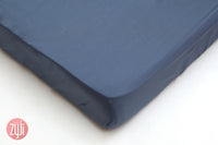 Luxury Blue Fitted Sheet