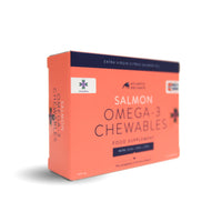 Atlantic Delights Salmon Omega-3 Chewables