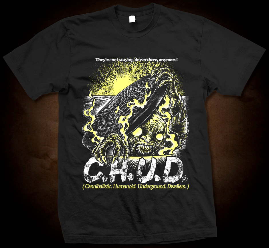 Chud - Gildan Thick 6 oz T-Shirt
