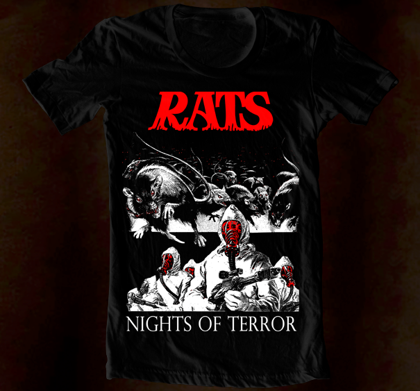 Hand Screened - Rats: Nights Of Terror