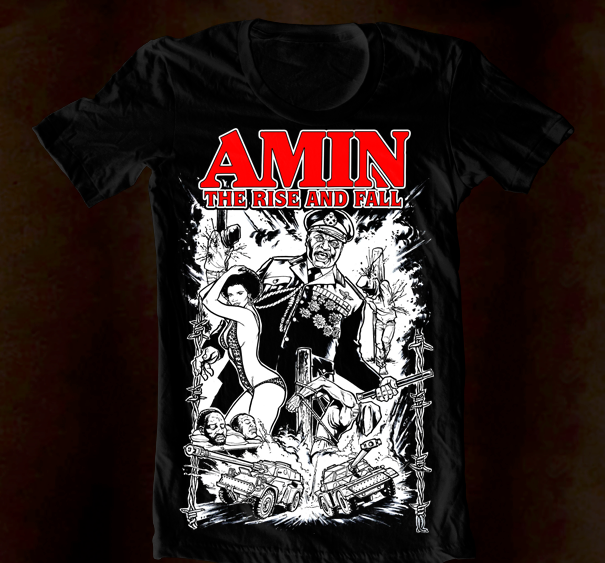 Hand Screened - Amin The Rise And Fall