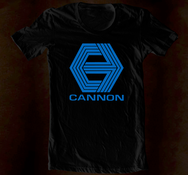 Hand Screened - Cannon Films Logo
