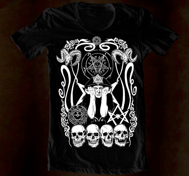 Hand Screened - Aleister Crowley