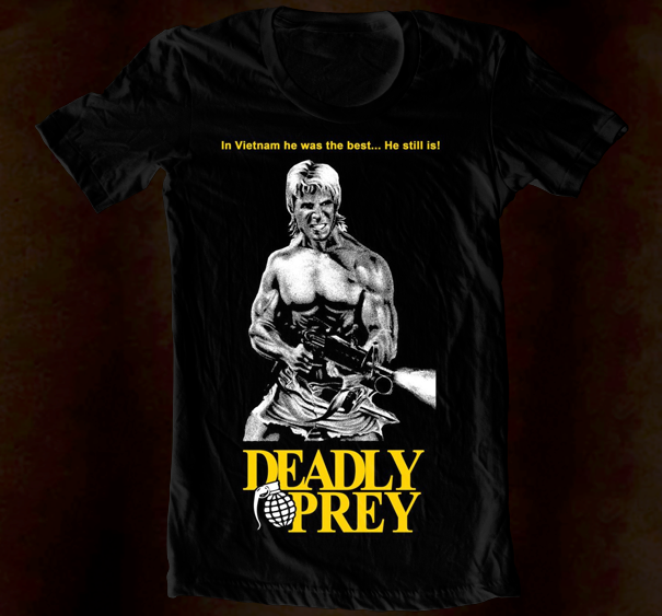 Hand Screened - Deadly Prey