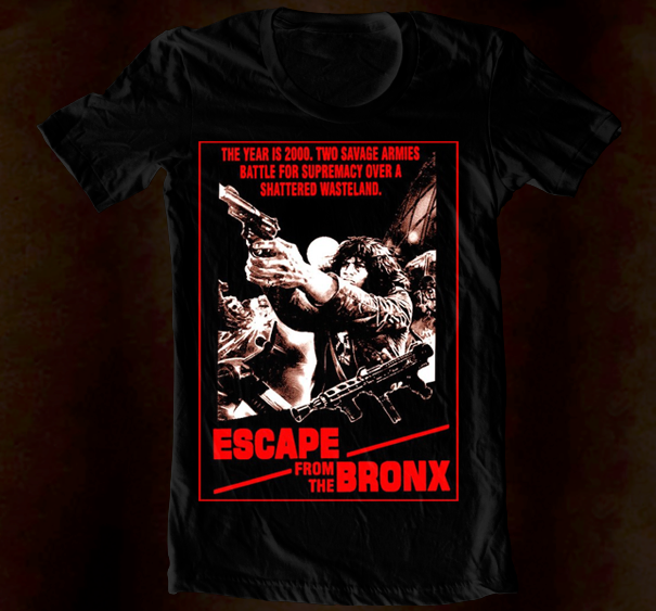 Hand Screened - Escape From The Bronx