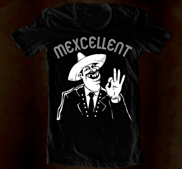 Hand Screened - Mexcellent