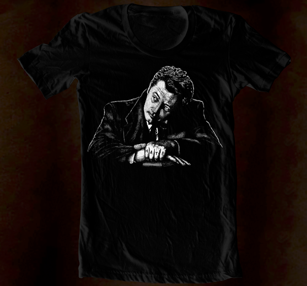 "Hand Screened - Mitchum ""Hate"""