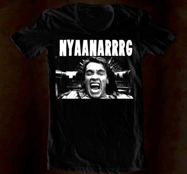 Hand Screened - NYAANARRRG!