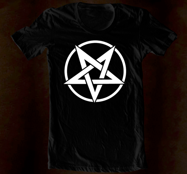 Hand Screened - Pentagram