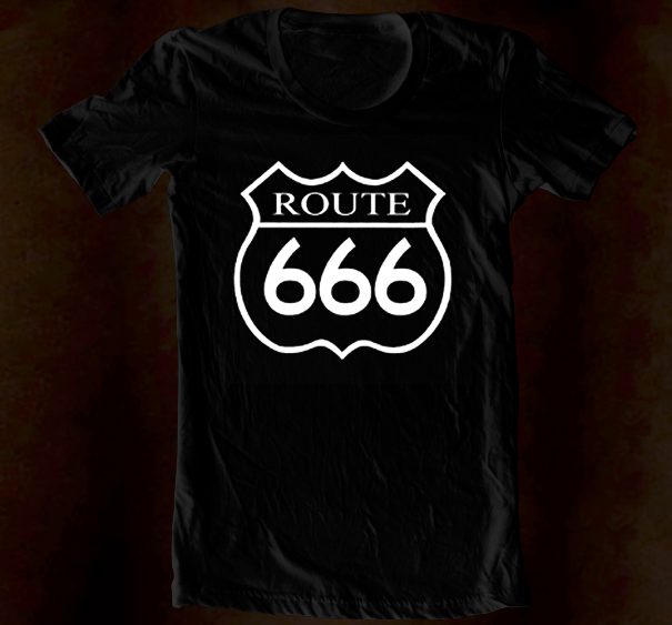 Hand Screened - Route 666