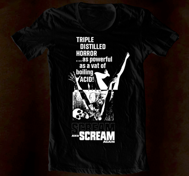 Hand Screened - Scream And Scream Again