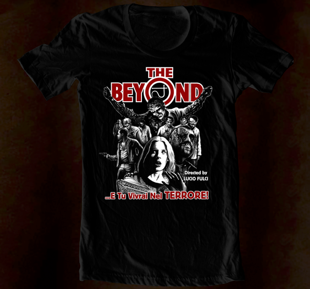 Hand Screened - The Beyond
