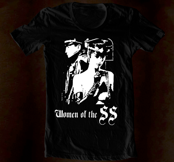 Hand Screened - Women Of The SS