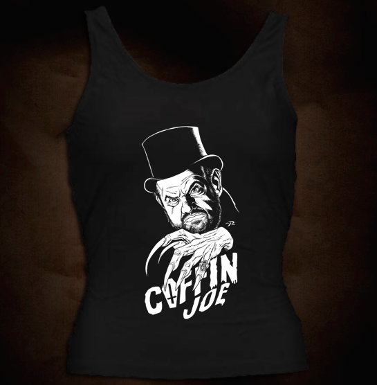 Coffin Joe - Girl Tank