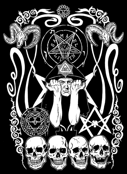 Aleister Crowley - Girl Tank