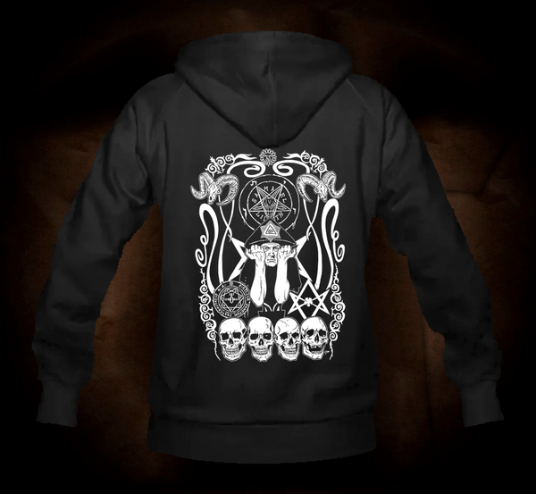 Aleister Crowley - Hooded Sweatshirt