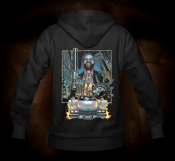 """The Duke"" - Hooded Sweatshirt"