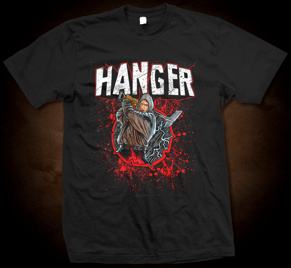 Hanger - Gildan Soft 4.5 Ounce T-Shirt