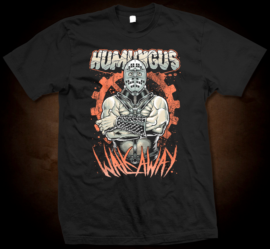 Lord Humungus - Gildan Thick 6 oz T-Shirt