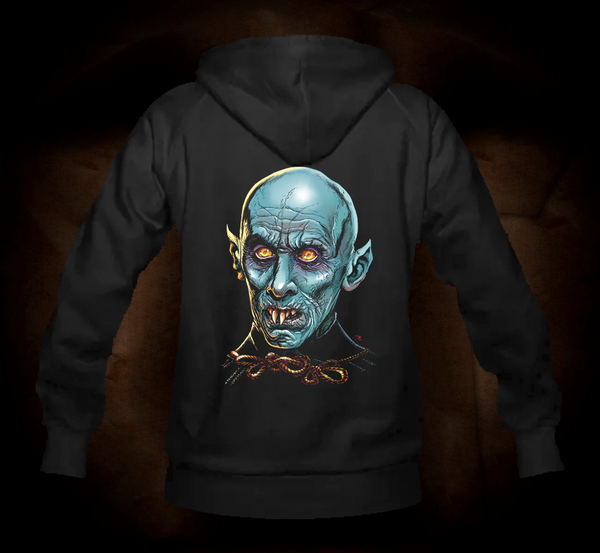 Salem Vampire - Hooded Sweatshirt