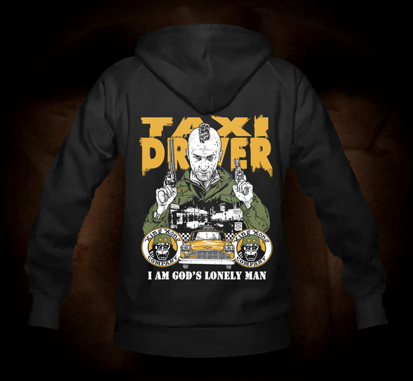 Official Taxi Driver - Hooded Sweatshirt