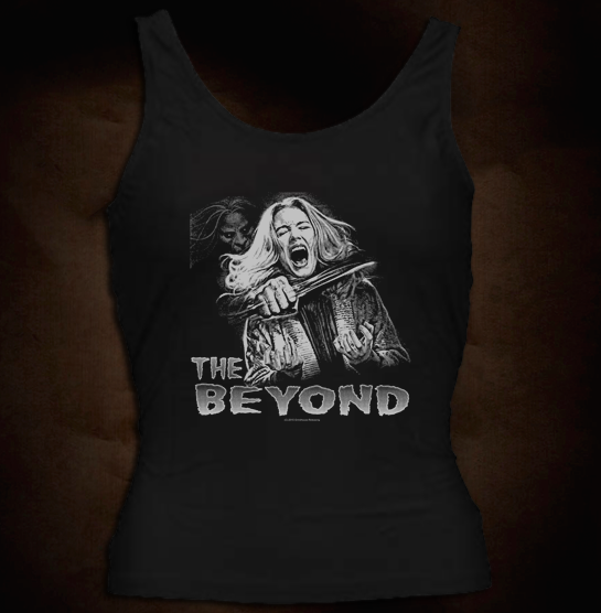 Official Grindhouse Line: The Beyond Old Skool - Girl Tank