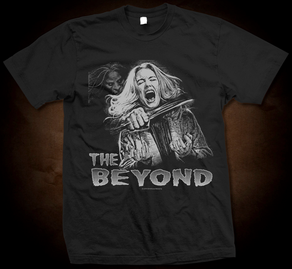 Official Grindhouse Line: The Beyond Old Skool - Gildan Soft 4.5 Ounce T-Shirt