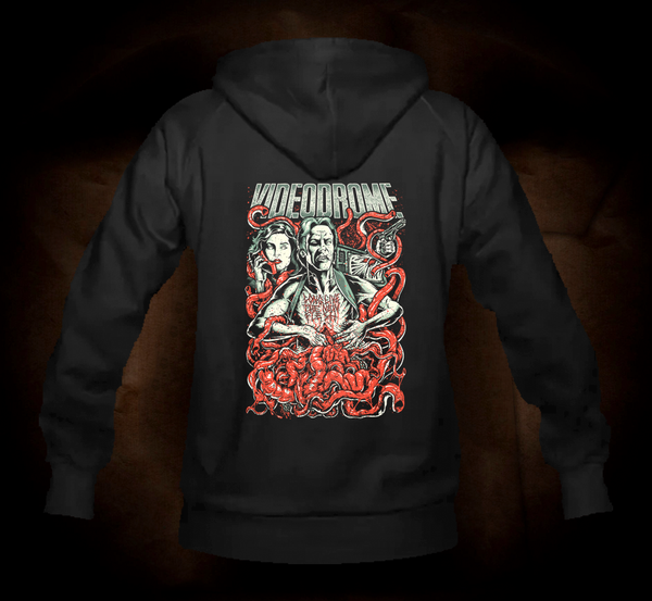 Videodrome - Hooded Sweatshirt