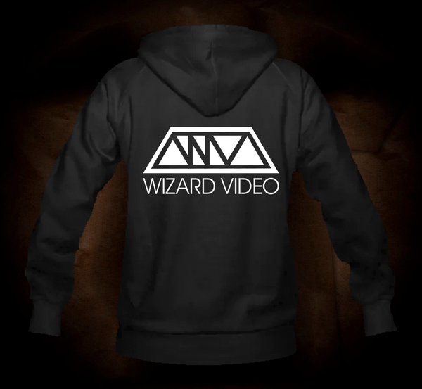 Wizard Logo - Hooded Sweatshirt