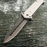 "Joker Knife The Dark Knight ""Why So Serious?"" Pocket Knife - Frontier Blades"
