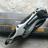 TAC FORCE SPRING ASSISTED Tactical FOLDING KNIFE Blade Pocket Open Wholesale Lot - Frontier Blades